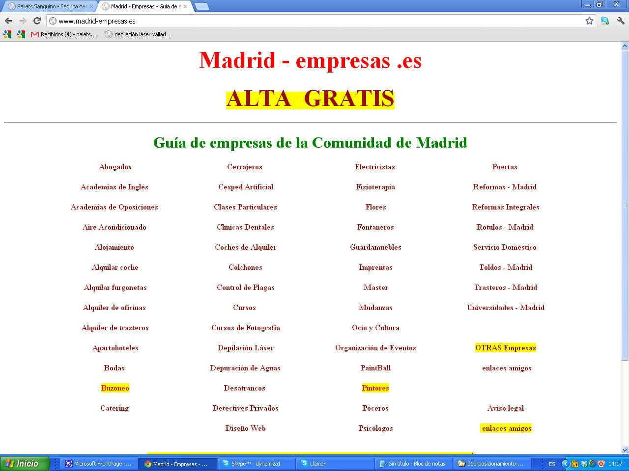 Madrid empresas - Empresas domotica madrid ...